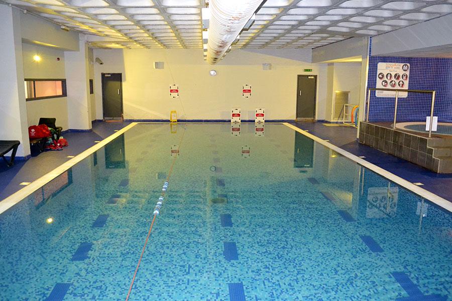 Fitness 4 Less Pool New Malden