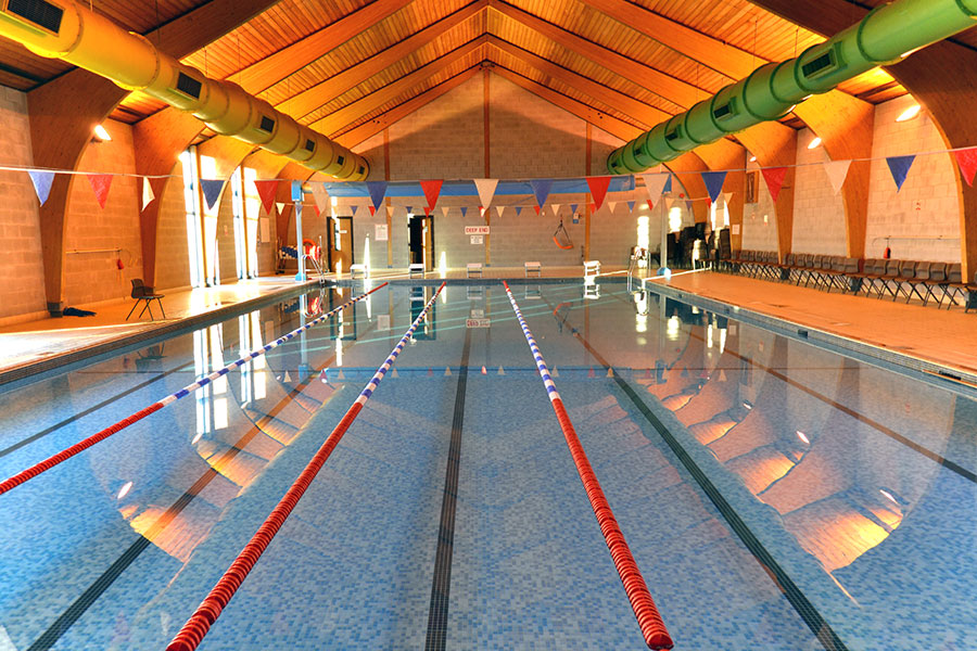 Downsend School Pool Leatherhead